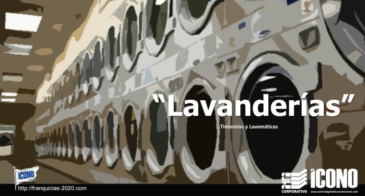 lavanderias